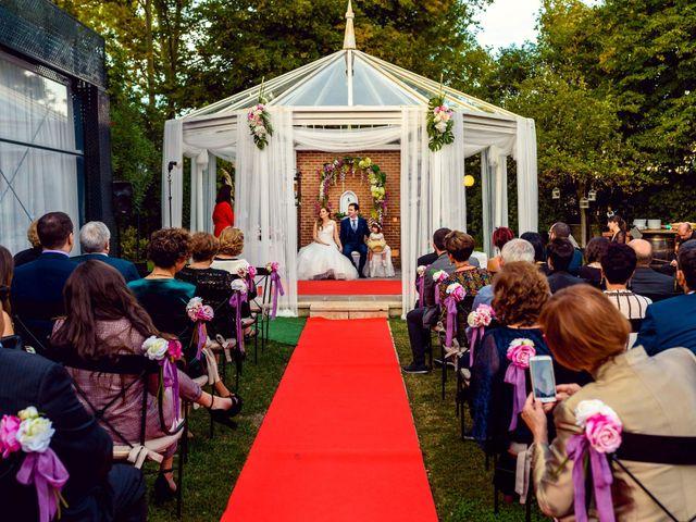 La boda de Aritz y Zuriñe en Aranjuez, Madrid 54