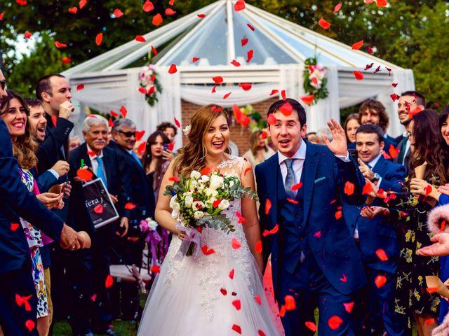 La boda de Aritz y Zuriñe en Aranjuez, Madrid 56