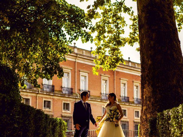 La boda de Aritz y Zuriñe en Aranjuez, Madrid 57