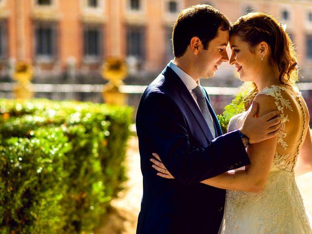 La boda de Aritz y Zuriñe en Aranjuez, Madrid 58