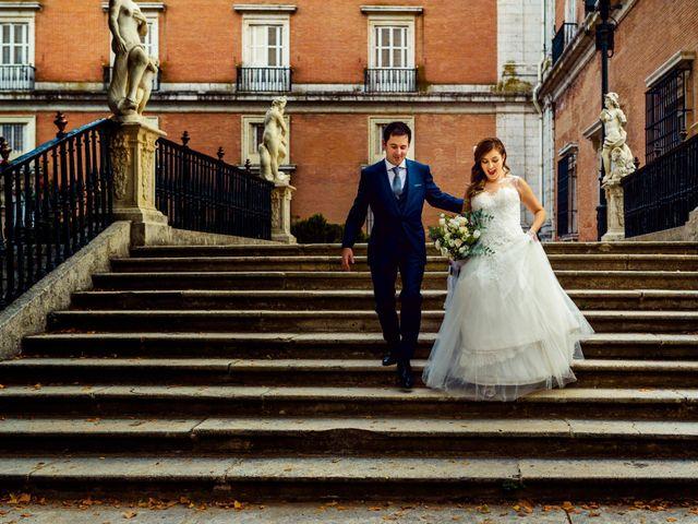 La boda de Aritz y Zuriñe en Aranjuez, Madrid 59