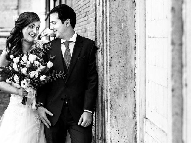 La boda de Aritz y Zuriñe en Aranjuez, Madrid 60