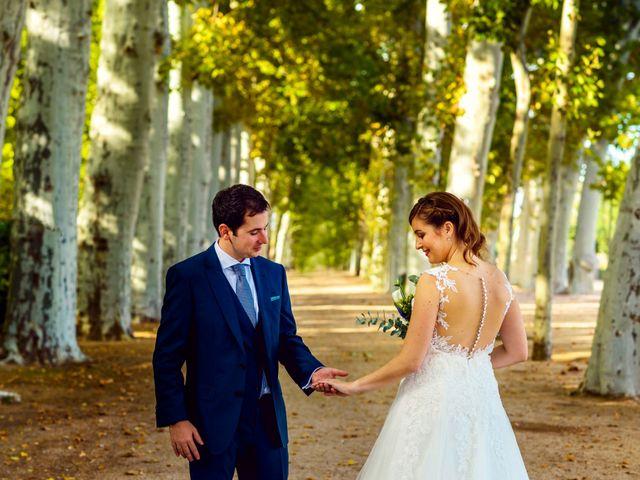 La boda de Aritz y Zuriñe en Aranjuez, Madrid 61