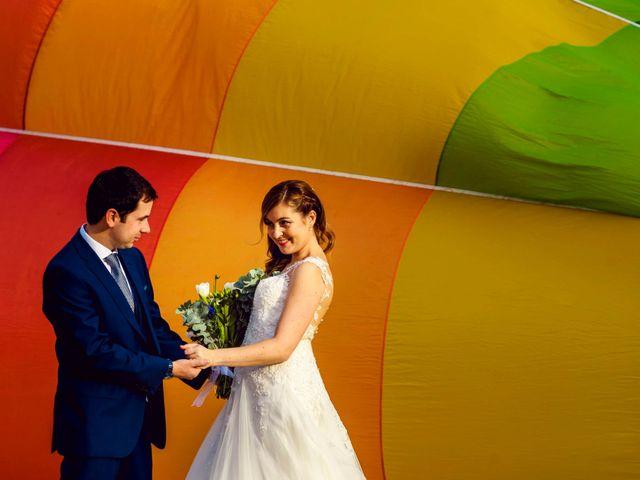 La boda de Aritz y Zuriñe en Aranjuez, Madrid 66