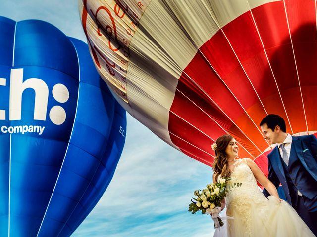La boda de Zuriñe y Aritz