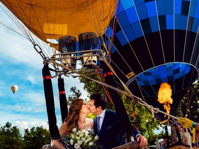 La boda de Aritz y Zuriñe en Aranjuez, Madrid 67