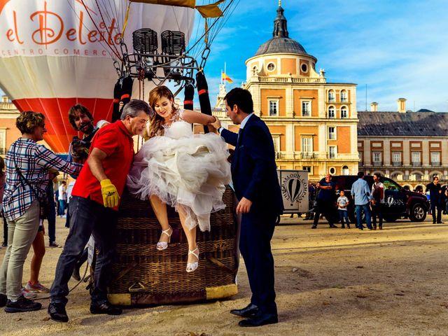 La boda de Aritz y Zuriñe en Aranjuez, Madrid 68