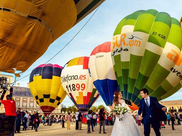 La boda de Aritz y Zuriñe en Aranjuez, Madrid 69