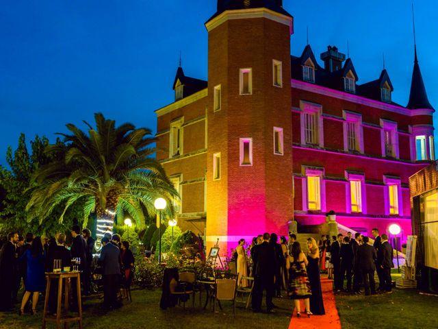 La boda de Aritz y Zuriñe en Aranjuez, Madrid 71