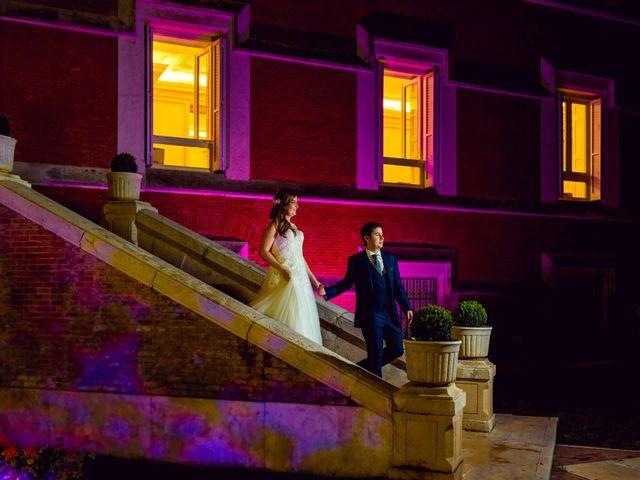 La boda de Aritz y Zuriñe en Aranjuez, Madrid 72