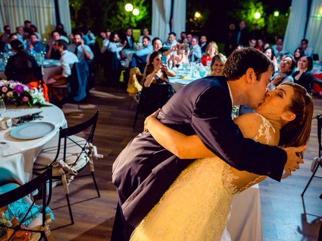 La boda de Aritz y Zuriñe en Aranjuez, Madrid 77