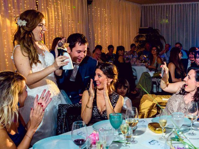 La boda de Aritz y Zuriñe en Aranjuez, Madrid 78