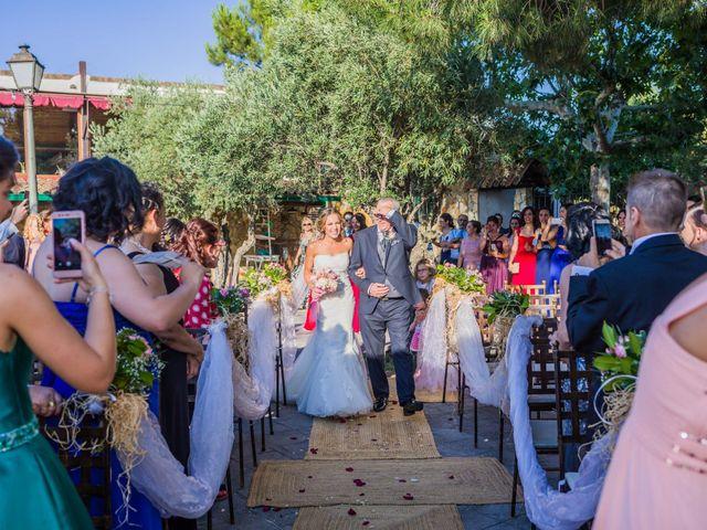 La boda de Jose y Débora en Arroyomolinos, Madrid 46