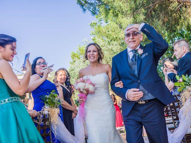 La boda de Jose y Débora en Arroyomolinos, Madrid 47