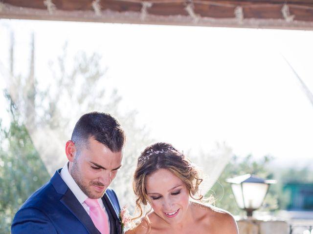 La boda de Jose y Débora en Arroyomolinos, Madrid 61