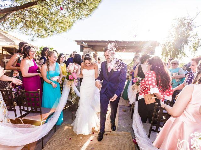 La boda de Jose y Débora en Arroyomolinos, Madrid 62