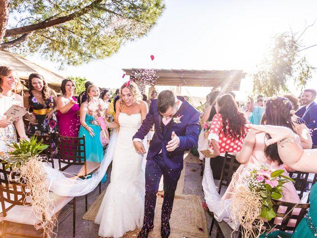 La boda de Jose y Débora en Arroyomolinos, Madrid 63