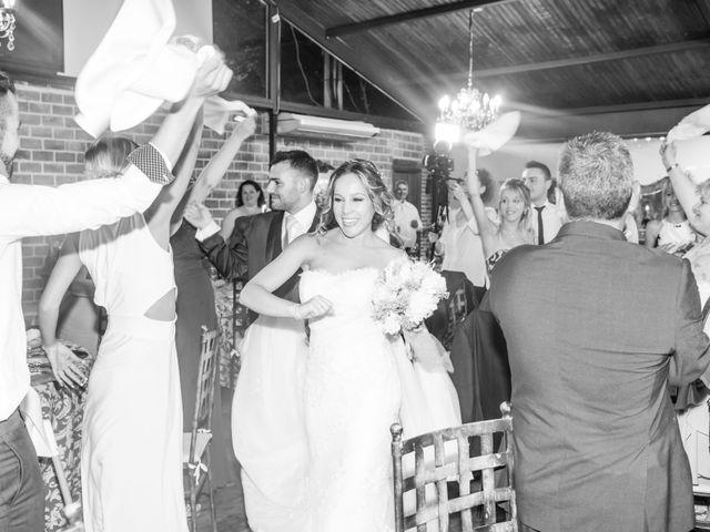 La boda de Jose y Débora en Arroyomolinos, Madrid 74