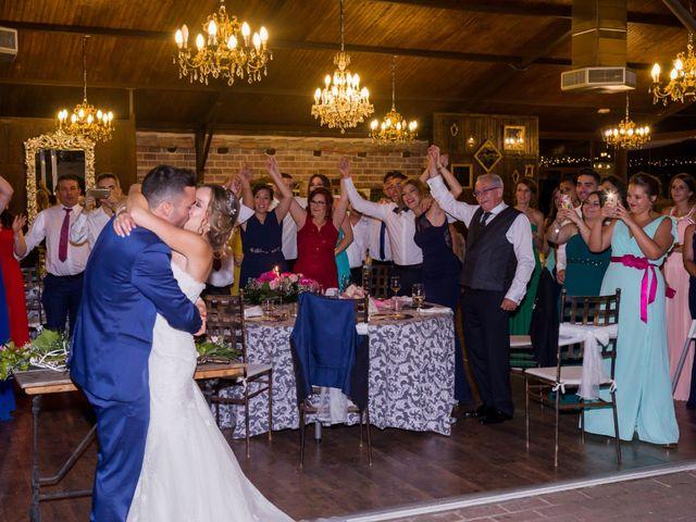 La boda de Jose y Débora en Arroyomolinos, Madrid 77