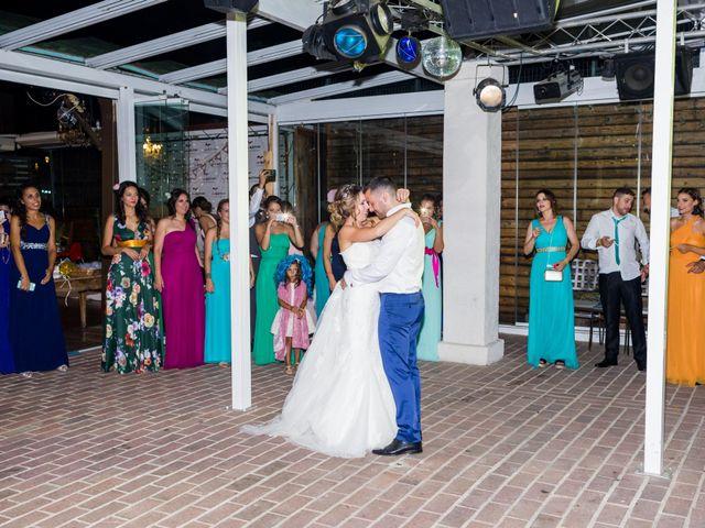 La boda de Jose y Débora en Arroyomolinos, Madrid 85