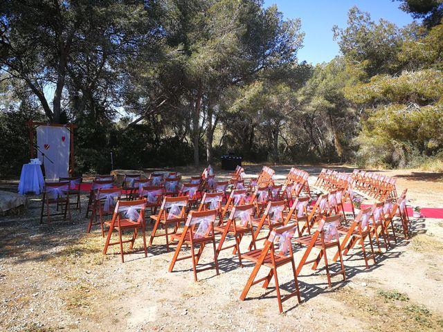 La boda de JOSE y VERO en Roda De Bara, Tarragona 3