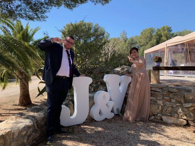 La boda de JOSE y VERO en Roda De Bara, Tarragona 40