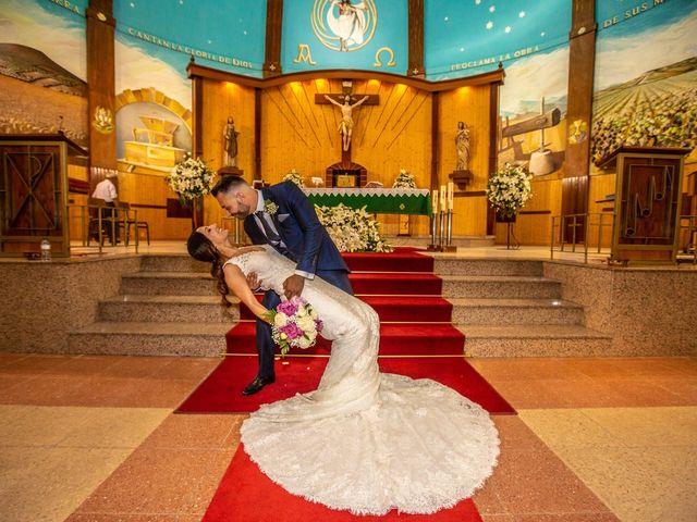 La boda de Emilio y sara en Ponferrada, León 23