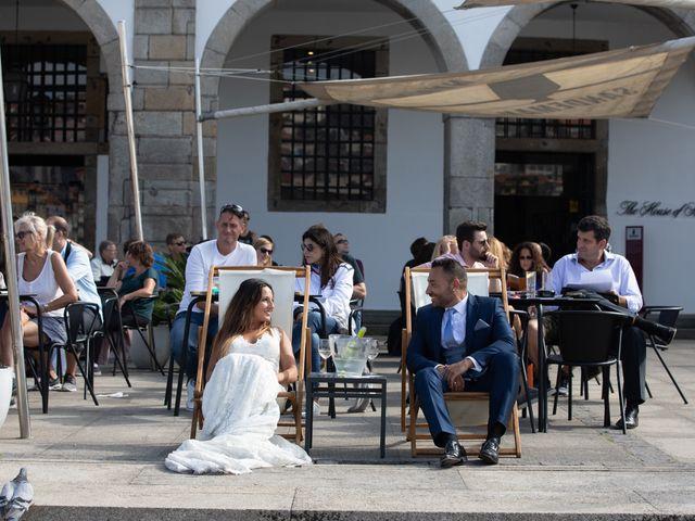 La boda de Emilio y sara en Ponferrada, León 45