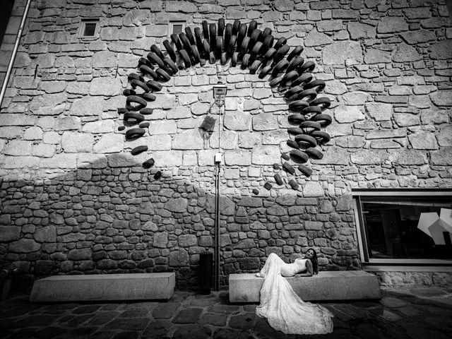 La boda de Emilio y sara en Ponferrada, León 46