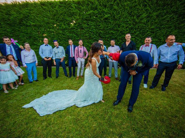 La boda de Emilio y sara en Ponferrada, León 69