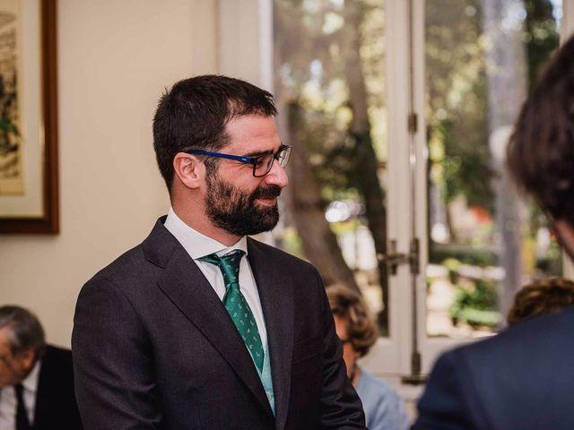 La boda de Alberto y Maria en San Sebastian De Los Reyes, Madrid 2