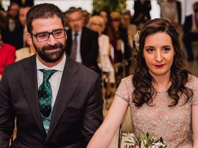 La boda de Alberto y Maria en San Sebastian De Los Reyes, Madrid 3