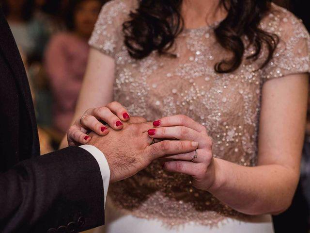 La boda de Alberto y Maria en San Sebastian De Los Reyes, Madrid 6