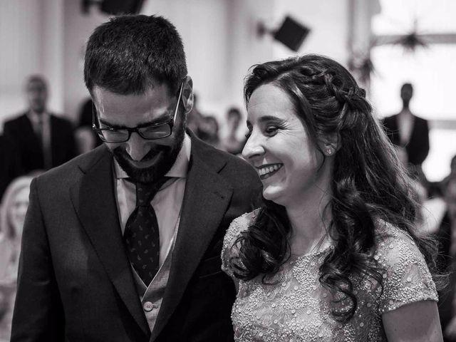 La boda de Alberto y Maria en San Sebastian De Los Reyes, Madrid 7