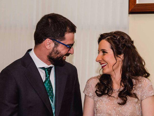 La boda de Alberto y Maria en San Sebastian De Los Reyes, Madrid 12