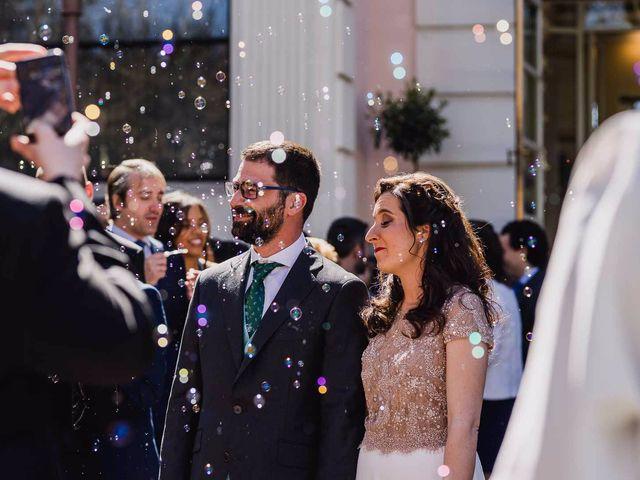 La boda de Alberto y Maria en San Sebastian De Los Reyes, Madrid 14
