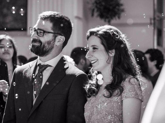 La boda de Alberto y Maria en San Sebastian De Los Reyes, Madrid 15