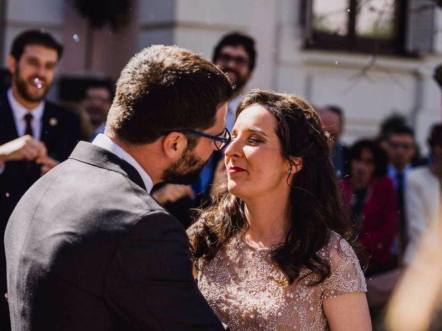 La boda de Alberto y Maria en San Sebastian De Los Reyes, Madrid 16