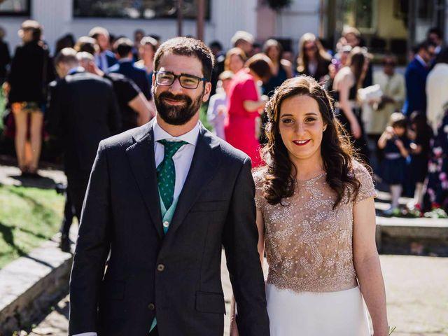 La boda de Alberto y Maria en San Sebastian De Los Reyes, Madrid 17