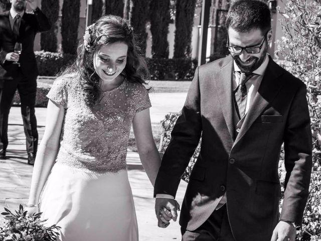 La boda de Alberto y Maria en San Sebastian De Los Reyes, Madrid 22