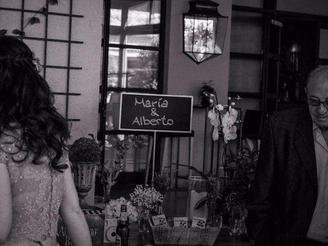 La boda de Alberto y Maria en San Sebastian De Los Reyes, Madrid 23