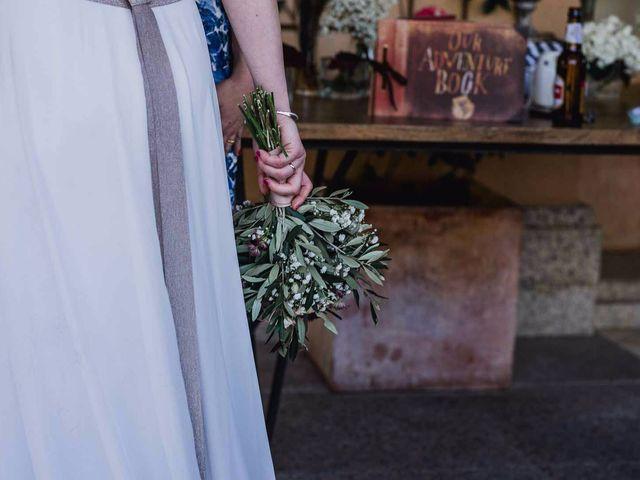 La boda de Alberto y Maria en San Sebastian De Los Reyes, Madrid 24