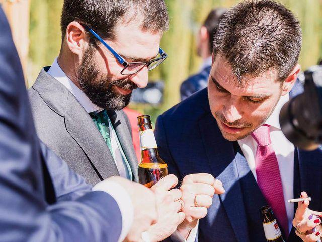 La boda de Alberto y Maria en San Sebastian De Los Reyes, Madrid 25