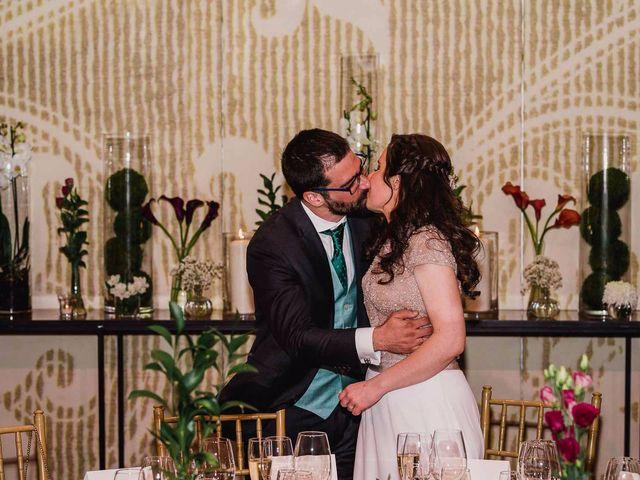 La boda de Alberto y Maria en San Sebastian De Los Reyes, Madrid 27