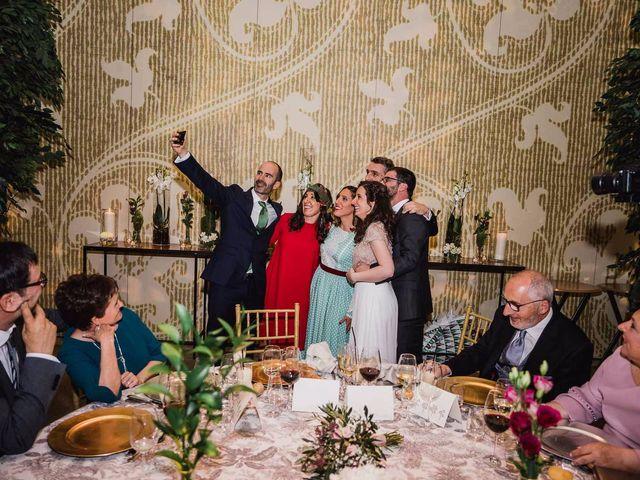La boda de Alberto y Maria en San Sebastian De Los Reyes, Madrid 28
