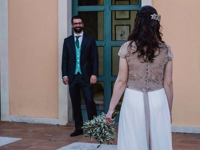 La boda de Alberto y Maria en San Sebastian De Los Reyes, Madrid 30