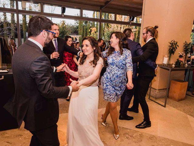 La boda de Alberto y Maria en San Sebastian De Los Reyes, Madrid 32