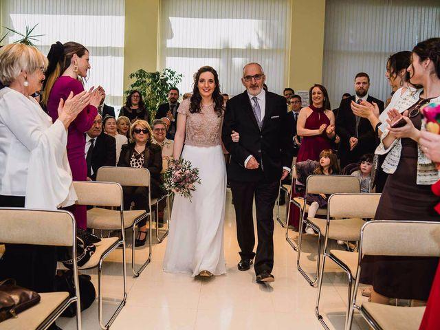 La boda de Alberto y Maria en San Sebastian De Los Reyes, Madrid 39