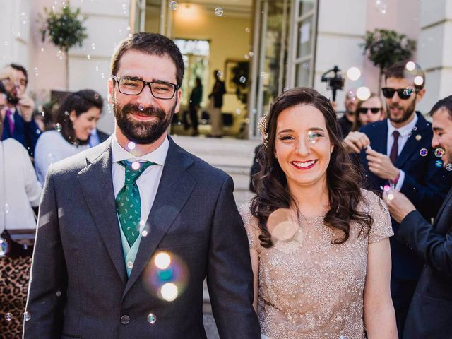 La boda de Alberto y Maria en San Sebastian De Los Reyes, Madrid 42