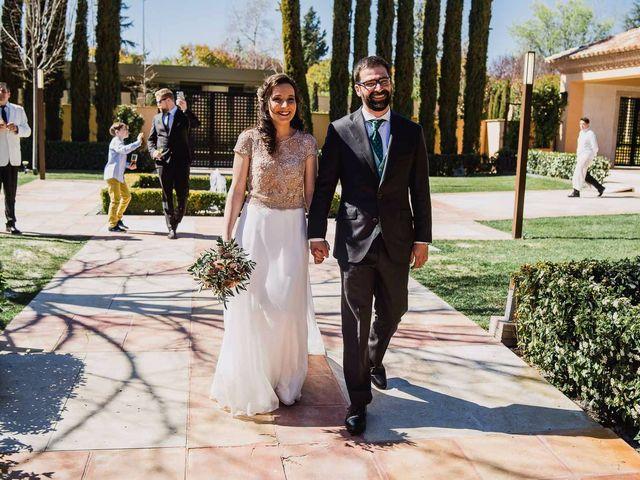 La boda de Alberto y Maria en San Sebastian De Los Reyes, Madrid 44